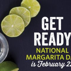 Sat. 2/22/2020 is National Margarita Day! Check Out Promocodes.com's List of Special Deals!