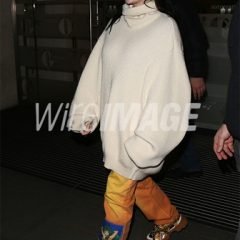 Singer Billie Eilish Wears PRIVÉ REVAUX  Sunglasses Leaving BBC Radio 1 Studios!