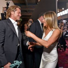 """Will Jennifer Anniston and Brad Pitt Get Back Together?""  By Lee Wilson"