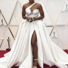 "Best Actress Nominee Cynthia Erivo Wore KRIGLER ""MONSIEUR DADA 18"" Fragrance to the Oscars!"