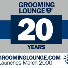 First Online Men's Grooming Shop, GroomingLounge.com Celebrates 20 Years + SECRET Deal!