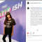 "Actress Jameela Jamil Teams Up with Zumba Fitness for a ""SELFish Challenge""!"