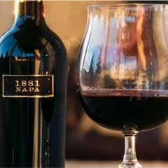 Napa Valley's First Wine History Museum and Tasting Salon: 1881 Napa!