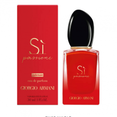 """Giorgio Armani Beauty's """"Si Passione Eau De Parfum Intense"""": The PERFECT Gift for the Women in Your Life (Including YOU!)"""