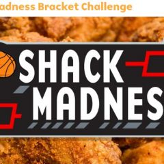 Shack March Madness Bracket Challenge: You Could Win Free Chicken for LIFE!