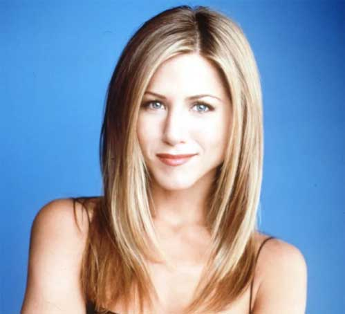 Jennifer Aniston S Rachel Haircut From Friends Lives On So Does The Series La Story Com