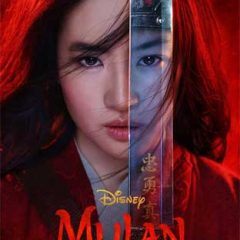 "Yosan An Walks the Red Carpet for  Disney's ""Mulan"" Premiere (LA) Wearing Chopard!"