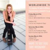 Don't Miss Singer/Songwriter Natalie Gelman's Streaming Concerts 3/27-3/29!