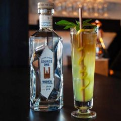 Go Green + Celebrate Earth Day/Week with a Tasty Cocktail from Bently Heritage!