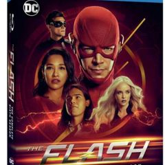 "Do You Love ""The Flash"" on the WB?  Get the 6th Season Blu-ray or DVD"