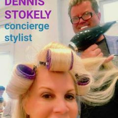 Keeping Up Your Hairstyle: Celebrity Hairstylist Dennis Stokely's Goes Mobile!