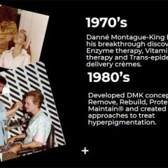Get Your Skin Glowing with DMK Skincare- Created by Danné Montague-King, Beauty Innovator!