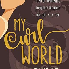 Ouidad, Queen of Curls, Has a NEW BOOK: My Curl World! Buy It!