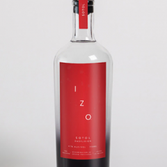 TGIT: Getting a Head Start on the Weekend with IZO's Sotol!