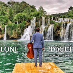 HAUSER Announces ALONE, TOGETHER from  KRKA WATERFALLS, 6/15!
