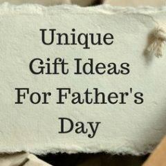 Great Gifts for Dad! Check Out This List of Cool Gifts!