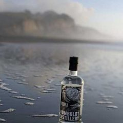 Celebrate World Oceans Day (6/8) by Toasting with Humbodt Distillery Ccoktail!