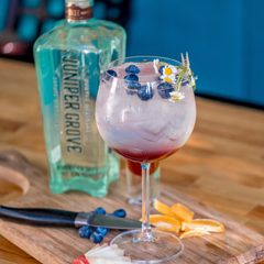 Gray Whale Gin and  Bently Heritage Estate Distillery Whip Up  Cool Cocktails  for July 4!