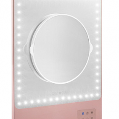 Nordstrom Anniversary Sale  Exclusive: Riki Loves Riki's Skinny Lighted Mirror in Rose Gold! Early Access: 8/4!