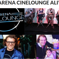 Hollywood's  Arena Cinelounge  Sunset Is Spiffing Up the Popcorn Selections and More!
