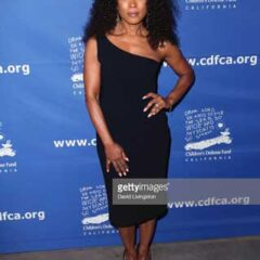 "Get the Look: Angela Bassett Looks Amazing at the  28th Annual ""Beat The Odds Awards"""