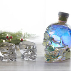 12 Drinks of Christmas, Day 6!!   Gorgeous Cocktails from Crystal Head Vodka- a Spirit You Don't Want to Miss!