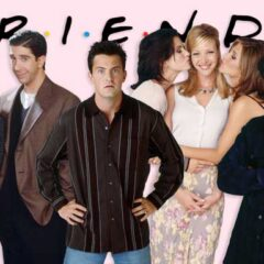 "FRIENDS Anniversary! Joey Tribbiani's Checkin' In To See ""How You Doin'?"" Buy Individual Seasons and/or Compilation S!ets"