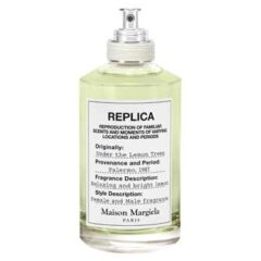 A Great Gift for Valentine's Day: Maison Margiela REPLICA Fragrances   Under The Lemon Trees!