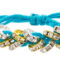 Things We Love to Share/Give/Wear: Threads of Friendship Bracelets