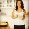 "Celebrity Chef Candice Kumai Has Tips on Getting a Little ""Me"" Time + Cooking Up ""We"" Time"