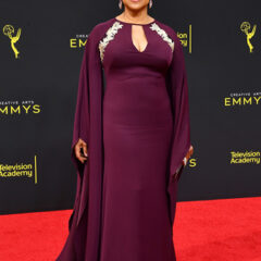 "Phylicia Rashad Is ""So Glam"" on the Creative  Arts Emmys (Night 2) Red Carpet!"
