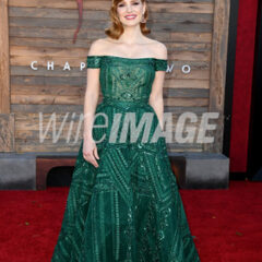 """Jessica Chastain Wows on the  Red Carpet in Zuhair Murad for  """"IT Chapter 2""""!"""