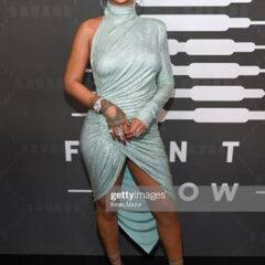"""Rhianna Dazzles  at Her  """"Savage x Fenty"""" Show  Wearing a Chopard Watch!"""