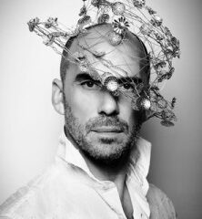 Wonderfully Weird Presents The Hat Couture Of Belgian's Elvis Pompilio!! Kanarian Kindred, Guest Blogger