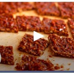 """Try Cooking Up a Special Gift ! 2 Ingredient """"Croccante"""" Is Super Simple!"""